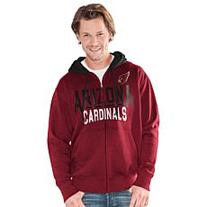 Officially Licensed NFL Hail Mary Full-Zip Hoodie by Glll