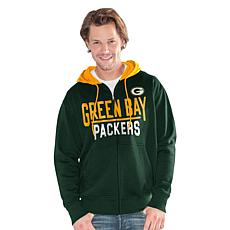 best sneakers af678 7b7ca Officially Licensed NFL Hail Mary Full-Zip Hoodie by Glll