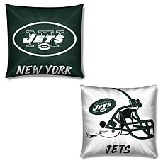 da4092f8 Officially Licensed NFL Home and Away Pillow Set