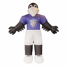 Officially Licensed NFL Inflatable Mascot - Baltimore Ravens