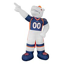 Officially Licensed NFL Inflatable Mascot - Broncos