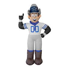 Officially Licensed NFL Inflatable Mascot - Dallas Cowboys