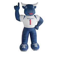 Officially Licensed NFL Inflatable Mascot - Houston Texans
