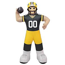 Officially Licensed NFL Inflatable Mascot - Packers