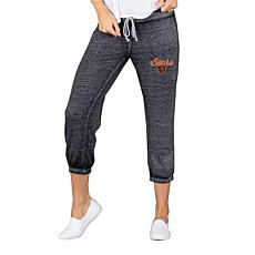 Officially Licensed NFL Knit Capri Pant by Concept Sports - Bears