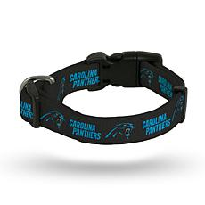 Officially Licensed NFL Large Pet Collar - Panthers