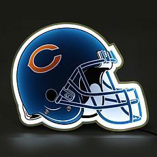 Officially Licensed NFL LED Helmet Lamp - Bears