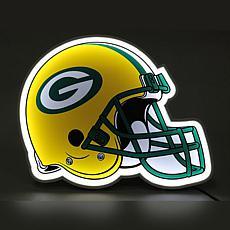 Officially Licensed NFL LED Helmet Lamp - Packers