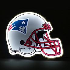 Officially Licensed NFL LED Helmet Lamp - Patriots