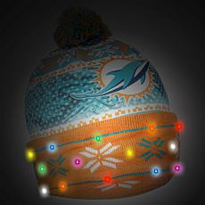 Officially Licensed NFL Light-Up Beanie