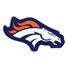 Officially Licensed NFL Mascot Rug - Denver Broncos