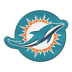 Officially Licensed NFL Mascot Rug - Miami Dolphins