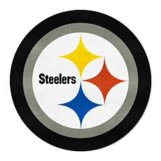 Officially Licensed NFL Mascot Rug - Pittsburgh Steelers
