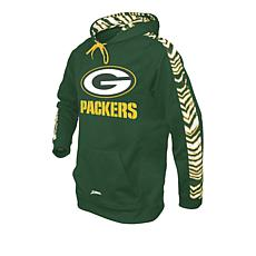 Officially Licensed NFL Men's Contrast Hoodie by Zubaz