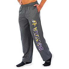 Officially Licensed NFL Men's Fleece Sweatpant by Zubaz