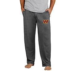 Officially Licensed NFL Men's Knit Pant by Concept Sports - Washington