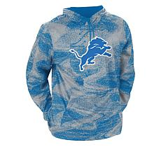Officially Licensed NFL Men's Static-Print Hoodie by Zubaz