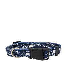 Officially Licensed NFL Pet Collar - M&L