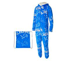 Officially Licensed NFL Pinnacle Unisex Union Suit by Concept Sports