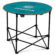 Officially Licensed NFL Portable Outdoor Folding Table
