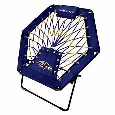 Officially Licensed NFL Premium Bungee Chair