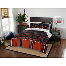 Officially Licensed NFL Queen Bed in a Bag Set - Chicago Bears