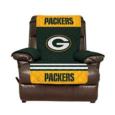Officially Licensed NFL Recliner Cover - Green Bay Packers