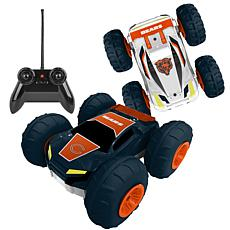 Officially Licensed NFL Remote Control Flip Car - Chicago Bears