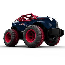 Officially Licensed NFL Remote Control Monster Truck - Patriots