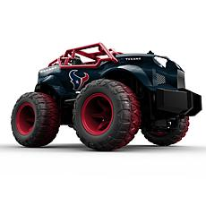 Officially Licensed NFL Remote Control Monster Truck - Texans