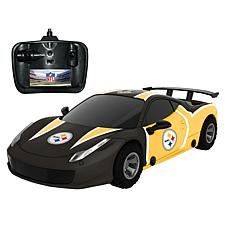Officially Licensed NFL Remote Control Racer - Pittsburgh Steelers