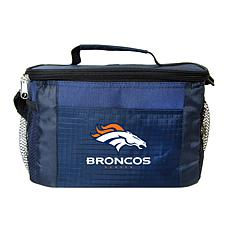 Officially Licensed NFL Small Cooler Bag - Broncos