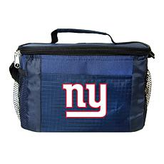 Officially Licensed NFL Small Cooler Bag - Giants