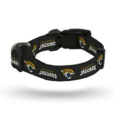 Officially Licensed NFL Small Pet Collar - Jaguars