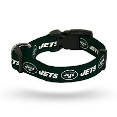 Officially Licensed NFL Small Pet Collar - Jets