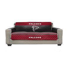 Officially Licensed NFL Sofa Cover - Atlanta Falcons