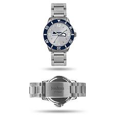 Officially Licensed NFL Sparo Key Personalized Watch - Seahawks
