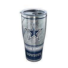 Officially Licensed NFL Stainless Steel Tumbler - Dallas Cowboys
