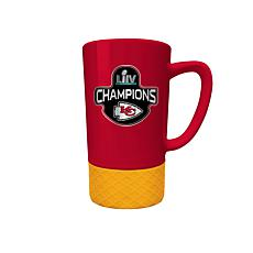 Officially Licensed NFL Super Bowl LIV Champs 15 oz. Jump Mug - Chiefs