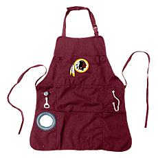 Officially Licensed NFL Team Apron with Cup Holder