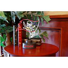 Officially Licensed NFL Team Logo Neon Lamp - Buccaneers