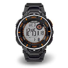 "Officially Licensed NFL Team Logo ""Power"" Digital Sports Watch - Bears"