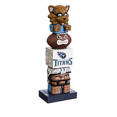 Officially Licensed NFL Tiki Totem