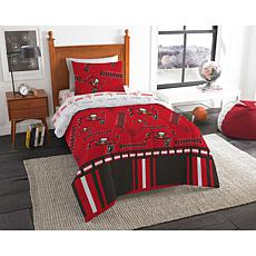 Officially Licensed NFL Twin Bed in a Bag Set - Tampa Bay Buccaneers