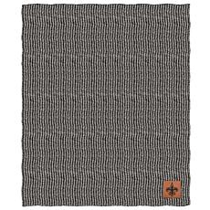 Officially Licensed NFL Two Tone Cable Knit Throw Blanket - Saints