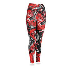 a1cadd6e0 Officially Licensed NFL Women s Marble Swirl Legging by Zubaz