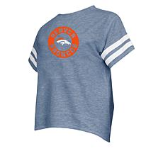 Officially Licensed NFL Women's Prodigy Top by College Concepts