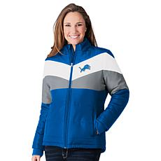 Officially Licensed NFL Women's Slap Shot Jacket by Glll