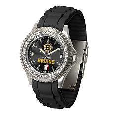 Officially Licensed NHL Sparkle Series Watch - Boston Bruins