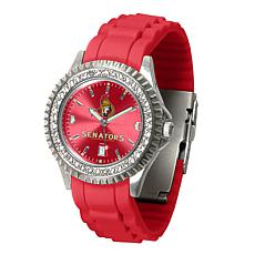 Officially Licensed NHL Sparkle Series Watch - Ottawa Senators